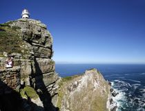 Leuchtturm am South Point im Tafelberg-Nationalpark.  © Christian Heeb