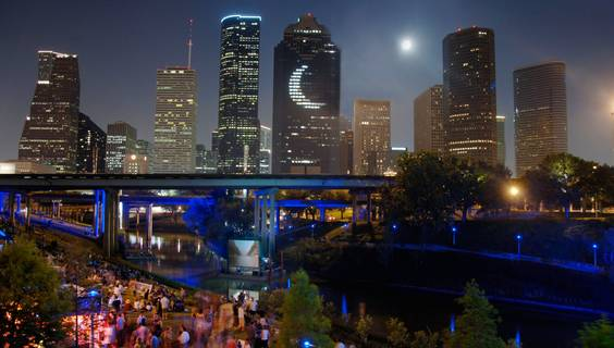 Houston, Texas © Greater Houston Convention and Visitors Bureau