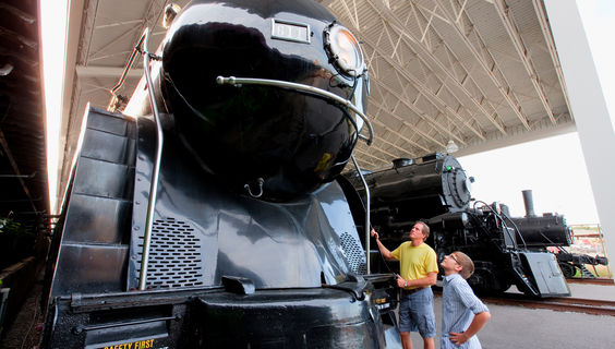 © Virginia Museum of Transportation